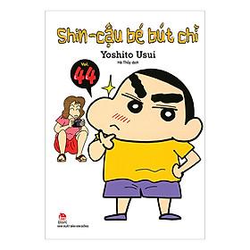Shin - Cậu Bé Bút Chì Tập 44 (Tái Bản 2019)