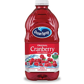 Nước Ép Nam Việt Quất Ocean Spray Cranberry Juice 1.89 lít