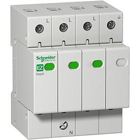 Thiết bị chống sét lan truyền Schneider Electric SPD Easy9 20kA 3P+N