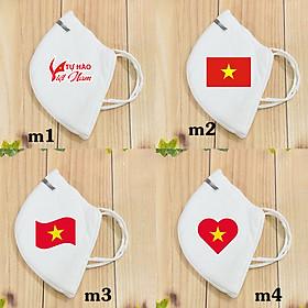 Khẩu trang lá cờ Việt Nam
