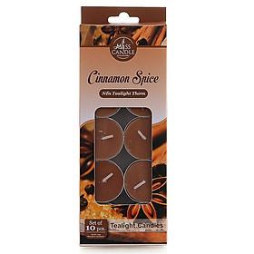 Hộp 10 nến tealight thơm Miss Candle FtraMart MIC0147 (Lựa chọn 10 mùi hương)