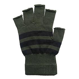 Găng tay unisex hở 5 ngón - 3X1B
