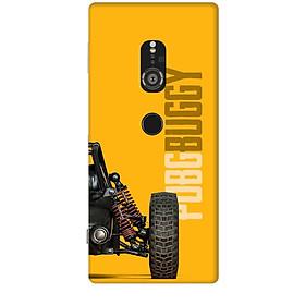 Ốp lưng dành cho điện thoại SONY XZ2 hinh PUBG Mẫu 05