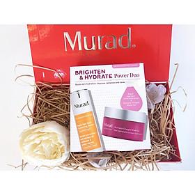 Serum giảm nám và đốm nâu Murad Rapid Age Spot Correcting Serum TẶNG Gel sạc nước Nutrient-Charged Water Gel (fullsize)