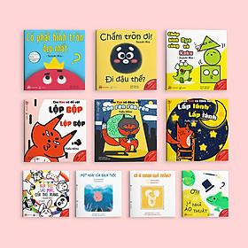 Full bộ Ehon Nhật Bản cho bé 0-6 tuổi thông minh, sáng tạo