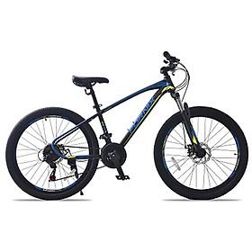 Xe đạp địa hình hiệu FORNIX Climber, vòng bánh 26', màu Đen xanh dương
