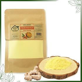 Bột Nghệ hữu cơ UMIHOME nguyên chất (35g) mặt nạ bột đắp mặt dưỡng da, cung cấp độ ẩm cho da, loại bỏ thâm nám hiệu quả