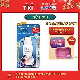 Sữa Chống Nắng Hằng Ngày Dưỡng Da Giữ Ẩm Sunplay Skin Aqua UV Moisture SPF 50+ PA++++ (70g)