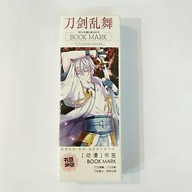 Bookmark Anime Touken Ranbu Online hộp 36 tấm