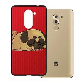 Hình đại diện sản phẩm Ốp lưng viền TPU cho Huawei Gr5 2017 - Kute Dog 03