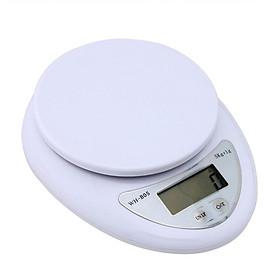 Cân điện tử tiểu ly 5kg đa chức năng dùng cho nhà bếp