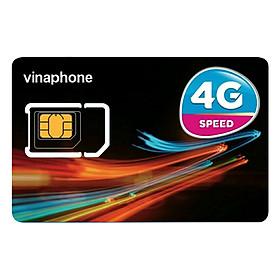 Sim 3G/4G Vinaphone (Trọn Gói 12 Tháng Không Cần Nạp Tiền Duy Trì)