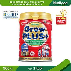 Sữa Bột GrowPLUS+ Suy Dinh Dưỡng trên 1 tuổi 900g