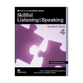 Skillful ListeningandSpeaking 4 : Student Book with Digibook (Asia Edition)