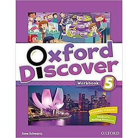 Oxford Discover 5: Workbook - Paperback