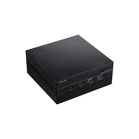 Máy tính PC Asus miniPC PN60 chip Intel core i3-8130u/RAM DDR4/SSD/Wifi+Bluetooth/Video 4K UHD/Type-C - Hàng Chính Hãng