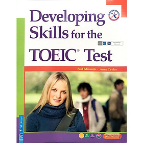 Developing Skills For The TOEIC Test - Kèm 3CD (Tái Bản 2018)