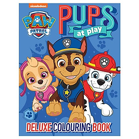 Paw Patrol Blue Deluxe