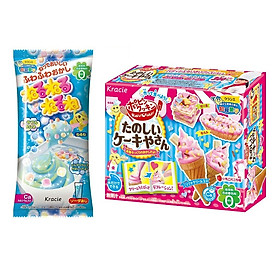 Combo 2 Hộp Kẹo Popin Cookin Nhiều Loại Lựa Chọn