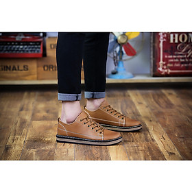 Giày da nam Haint Boutique 112-2