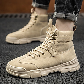 Giày boots nam cổ cao BN2807