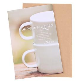 Thiệp tình yêu Tlive - love card 1016