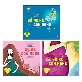 Combo Cẩm Nang Dành Cho Mẹ Bầu Và Thai Nhi (3 Cuốn)