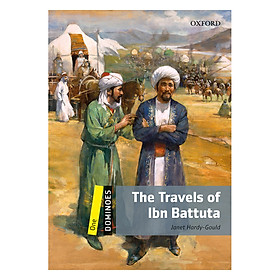 Oxford Dominoes Level 1: The Travels Of Ibn Battuta