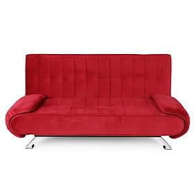 Sofa Giường Luxurious LDV Juno Sofa HCF-17 - Đỏ (200 x 120 cm)