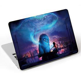 Miếng Dán Trang Trí Laptop Hoạt Hình LTHH -503