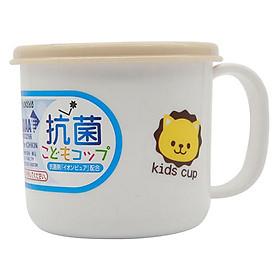 Cốc Uống Nước Có Nắp Đậy Cho Trẻ Em - Nội Địa Nhật Bản