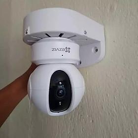 Chân Đế Camera Xoay 360 Bộ 2 Cái Phù Hợp Với Camera Ezviz C6N Camera Imou A22Ep Camera Kbone H21PW