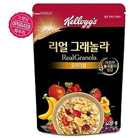 KELLOGGS Real Granola Cereal 400g