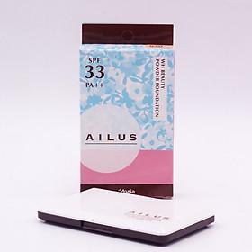 Phấn nền sáng da Naris Ailus WH Beauty Powder Foundation-6