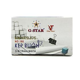 Kẹp Bướm G-Star 19mm