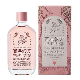 Toner Thảo Mộc dạng dầu Kyungsung Jawoon Solution