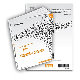 Combo 3( Thơ điệu hồn và cấu trúc +01 Đánh dấu trang gỗ độc quyền +01 Bưu thiệp ngẫu nhiên)