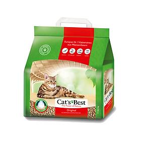 Cát Vệ Sinh Hữu Cơ Vón Cục Khử Mùi Và Vi Trùng Original Cat's Best CBOR10L (4.3kg)