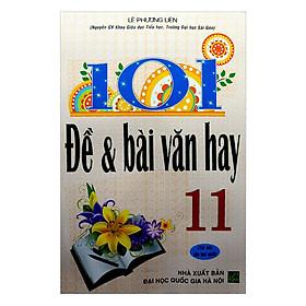 101 Đề Và Bài Văn Hay 11