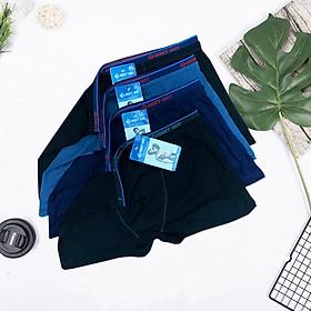 Hộp 10 quần sịp đùi nam cotton cao cấp