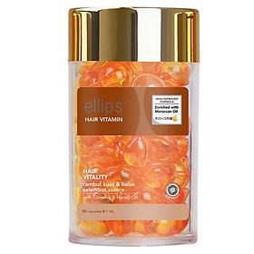 Serum Vitamin Dưỡng Tóc Sức Sống Mới Ellips Hair Vitality (Hộp 50 Viên ) - 100707096