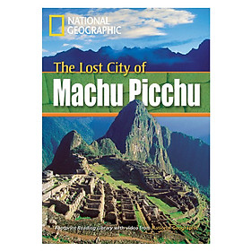 The Lost City Of Machu Picchu: Footprint Reading Library 800