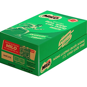 Sữa Lúa Mạch Ngũ Cốc Nestlé MILO Teen Bữa Sáng 200ml (24 x 200ml)