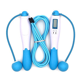 Intelligent Electronic Counting Rope Skipping Wire-less Rope Skipping Indoor And Outdoor Wire Rope Skipping Gift With