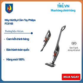 Máy Hút Bụi Cầm Tay Philips FC6168 - Hàng Chính Hãng