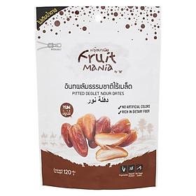 Chà Là Sấy Dẻo Fruit Mania 120G