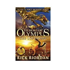 Heroes Of Olympus #01: The Lost Hero
