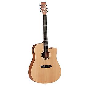 Guitar Acoustic Tanglewood TWR2 DCE chính hãng - Có tích hợp EQ để biểu diễn