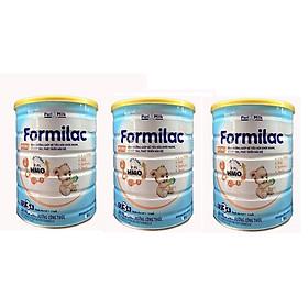 Bộ 3 Lon Sữa công thức Formilac Optipro số 3 (1-2 tuổi) - 900g