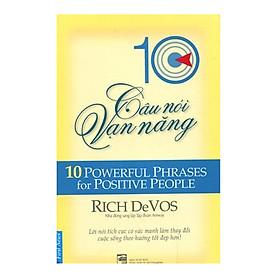 10 Câu Nói Vạn Năng - Tái Bản